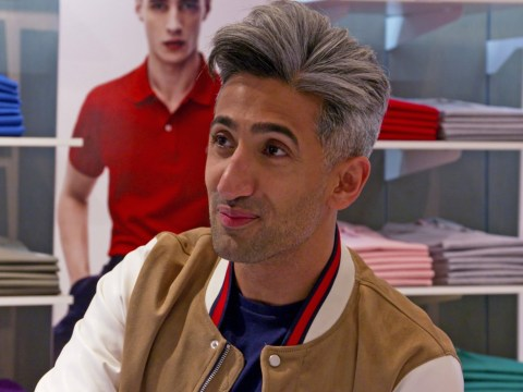Who is Queer Eye's Tan France and what does he do on the show?