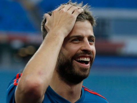Barcelona 'upset' with Gerard Pique for involvement in Antoine Griezmann's snub video