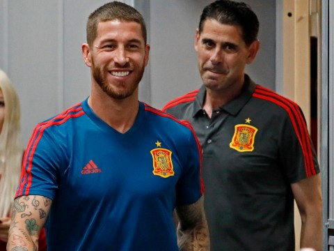 Sergio Ramos makes abrupt exit from Spain press conference: It feels like a funeral
