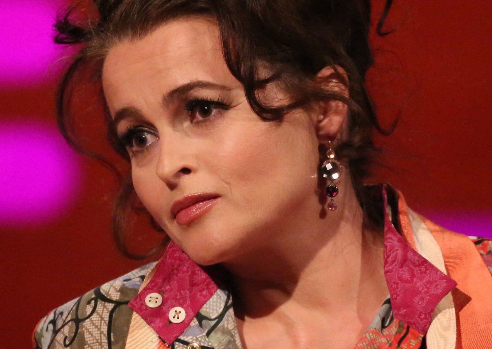 Helena bonham carter showing boobs in getting it right