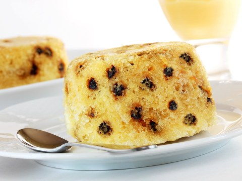 Spotted dick 'renamed Spotted Richard' in House of Commons