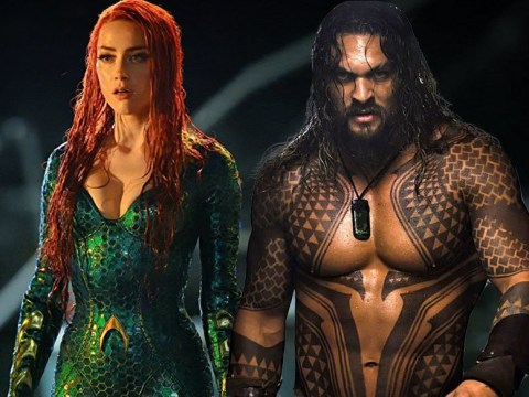 New pictures of Aquaman have dropped and Jason Momoa fans can't cope