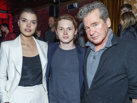 Val Kilmer is one proud papa as he supports son Jack at premiere ahead of Top Gun return