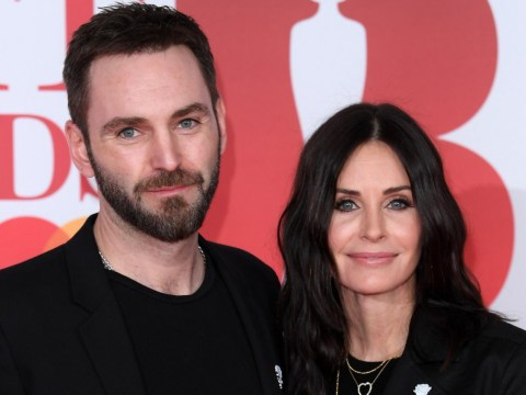 Courteney Cox is getting married to Snow Patrol's Johnny McDaid tomorrow