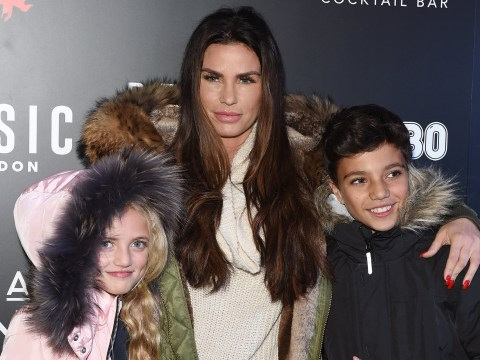 Katie Price 'won't see Princess or Junior at Christmas' as they'll spend holidays with Peter Andre