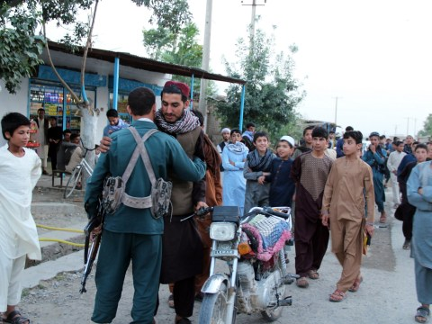 Islamic State kills 26 people in car bomb during Taliban-led ceasefire