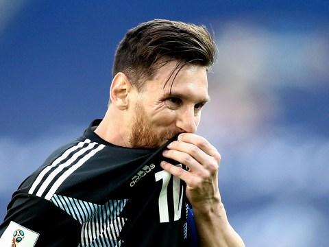 Lionel Messi needs help from turgid Argentina teammates to replicate Cristiano Ronaldo magic