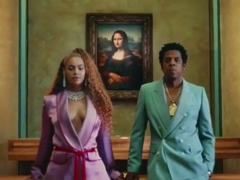 Beyonce and Jay-Z make The Louvre go Apes**t as museum offers The Carters themed tour