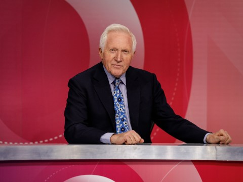 David Dimbleby's sense of mischief, generosity and political knowledge means he is one of the greatest broadcasters of all time