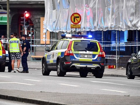 Five injured after gunman opens fire on crowd celebrating World Cup win in Sweden