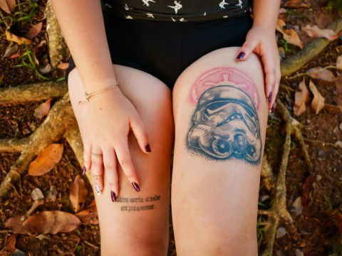 Tattoos could be risky for people with weakened immune systems