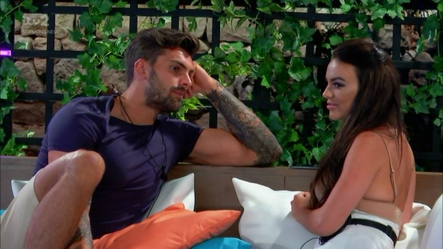 Rosie questions Adam on weather he fancies new girl Zara on 'Love Island'. Broadcast on ITV2 Featuring: Adam Collard, Rosie Williams When: 18 Jun 2018 Credit: Supplied by WENN **WENN does not claim any ownership including but not limited to Copyright, License in attached material. Fees charged by WENN are for WENN's services only, do not, nor are they intended to, convey to the user any ownership of Copyright, License in material. By publishing this material you expressly agree to indemnify, to hold WENN, its directors, shareholders, employees harmless from any loss, claims, damages, demands, expenses (including legal fees), any causes of action, allegation against WENN arising out of, connected in any way with publication of the material.**