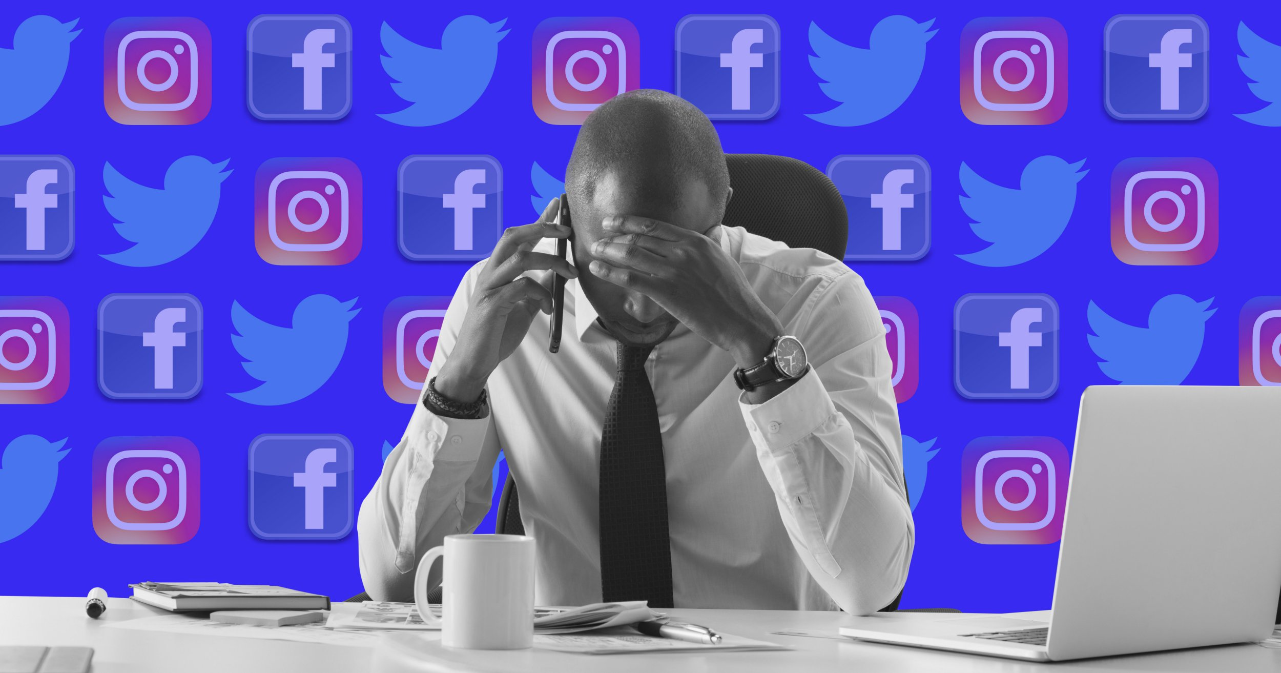 Are employers doing enough to help social media managers with their mental health?