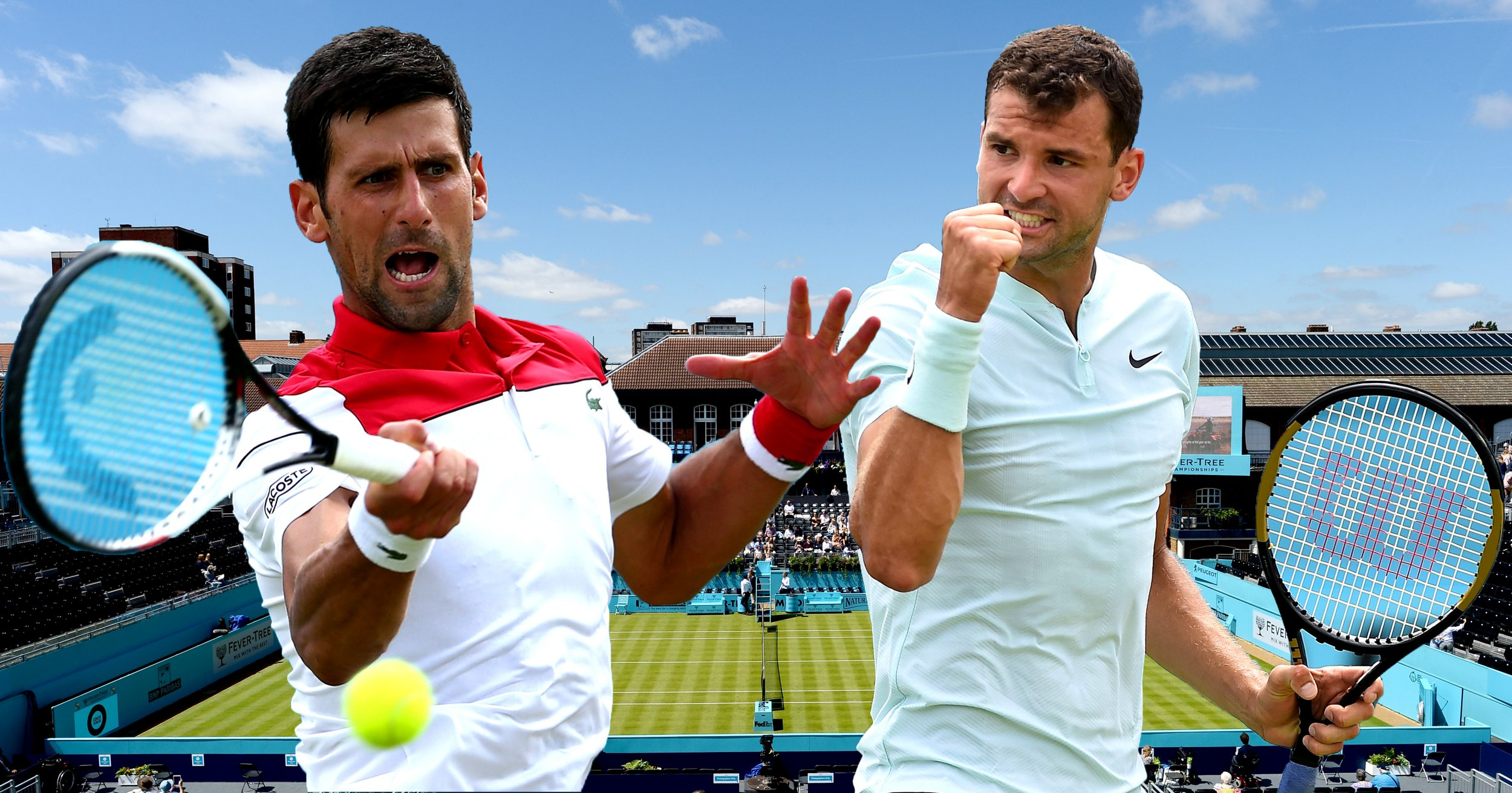 Queen's preview: Novak Djokovic can send out statement of intent with Grigor Dimitrov win