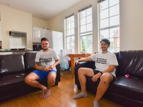 What I Rent: Paul and Mike, £1,350 for a flat in Tooting