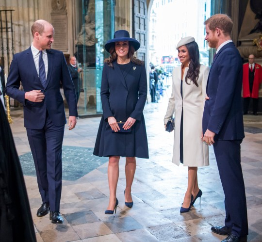 How Old Are Prince William Kate Middleton Prince Harry And Meghan Markle Metro News