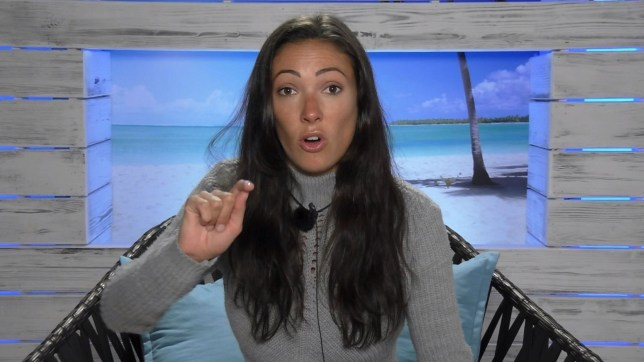Editorial Use Only. No merchandising Mandatory Credit: Photo by ITV/REX/Shutterstock (5768897l) Sophie Gradon 'Love Island', Series 2 TV show, Episode 32, Mallorca, Spain - 2016
