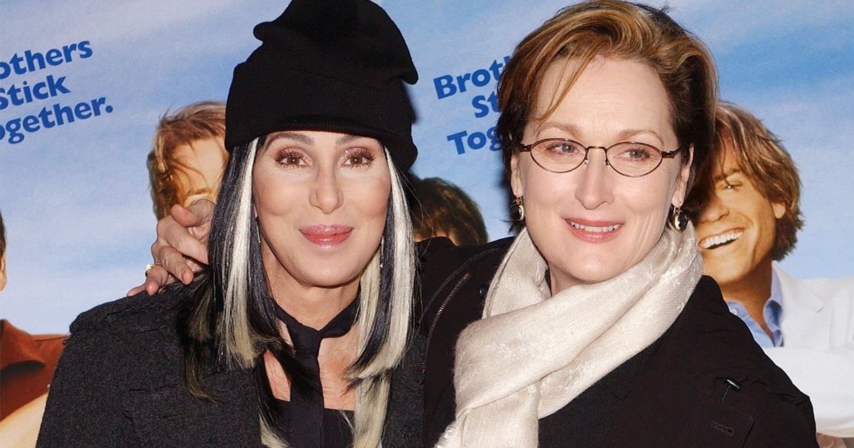 Cher and Meryl Streep are real life heroes after 'saving a woman from being attacked'