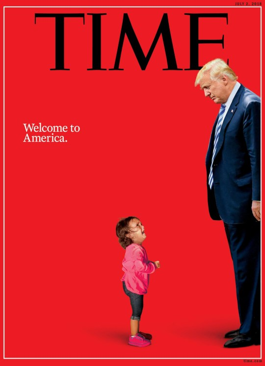 Cover of TIME Credit: Time Magazine