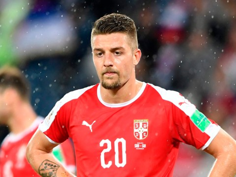 Sergej Milinkovic-Savic drops major hint to Manchester United after Serbia's defeat to Switzerland