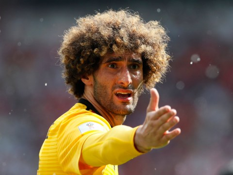 Why Marouane Fellaini rejected Arsenal after meeting with Sven Mislintat