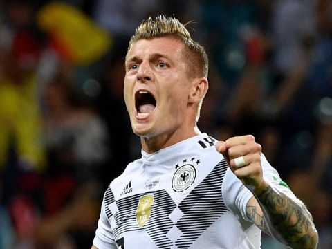 Toni Kroos speaks out after rescuing Germany's World Cup hopes against Sweden