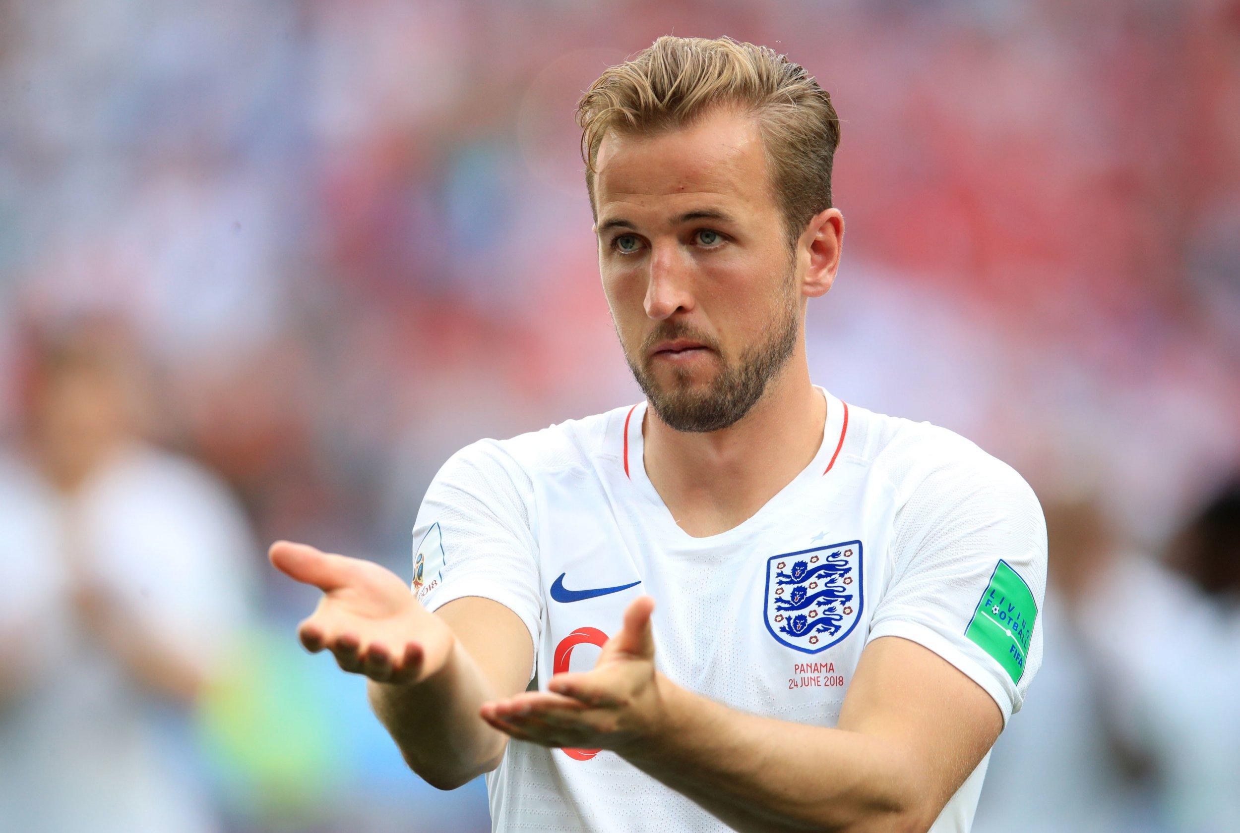 Jan Vertonghen admits Harry Kane's form is concerning for Belgium