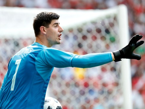 Thibaut Courtois warns England Belgium desperate to beat Three Lions in final group game