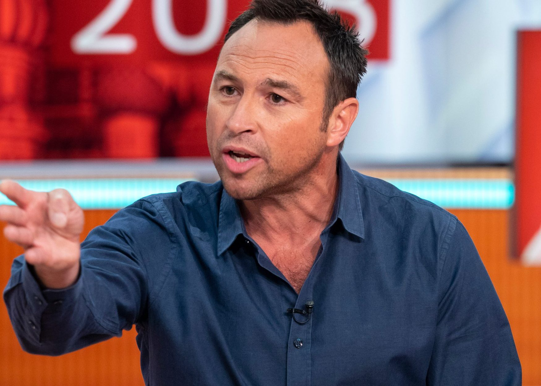 EDITORIAL USE ONLY. NO MERCHANDISING Mandatory Credit: Photo by Ken McKay/ITV/REX/Shutterstock (9726419dj) Jason Cundy 'Good Morning Britain' TV show, London, UK - 25 Jun 2018 SHOULD WOMEN COMMENTATE ON MALE FOOTBALL GAMES? The controversial debate: should women commentate on male football games? As Vicki Sparks commentated on the Portugal vs Morocco live on BBC One, John Terry initially said he was turning his TV down so he couldn't hear her. Now he has said it was in fact because the sound on his TV was broken. But some fans agreed with the former England Captain. GFX: John Terry tweet DESK: Jason Cundy (Agrees women shouldn't commentate on men's games) DESK: Lynsey Hooper (Football Broadcaster)
