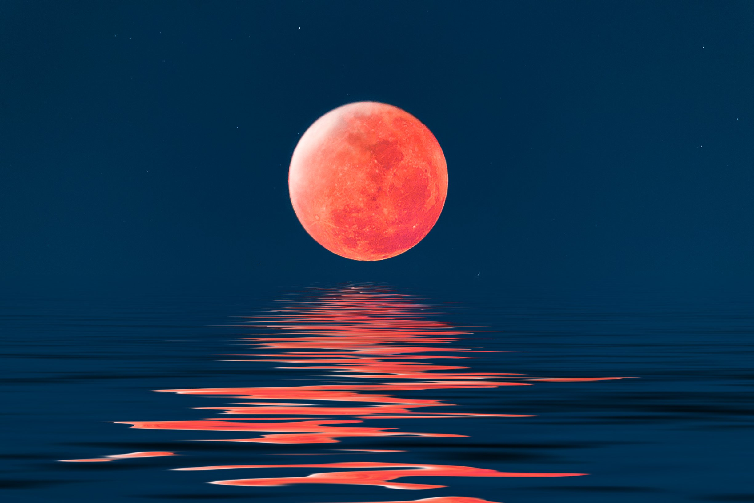 Blood Moon 2018: How and when to see longest lunar eclipse of 21st century