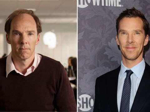 Benedict Cumberbatch goes bald to become Brexit mastermind