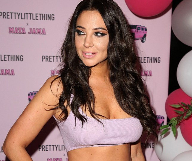Maya Jama x Pretty Little Thing - Launch Party, MNKY HSE, London UK, 25 June 2018, Photo by Brett D. Cove Pictured: Tulisa Contostavlos Ref: SPL5006398 250618 NON-EXCLUSIVE Picture by: Brett D. Cove / SplashNews.com Splash News and Pictures Los Angeles: 310-821-2666 New York: 212-619-2666 London: 0207 644 7656 Milan: +39 02 4399 8577 photodesk@splashnews.com World Rights,