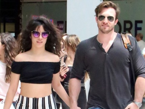 Camila Cabello packs on rare PDA with Brit boyfriend Matthew Hussey