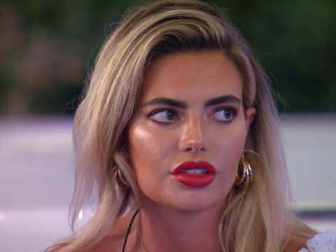 Love Island's Megan insisted she didn't want to split up Laura and Wes… three weeks before she did just that