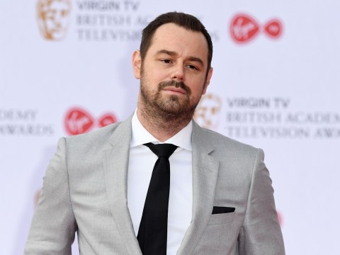How old is Danny Dyer, is he married, and what did he call David Cameron?