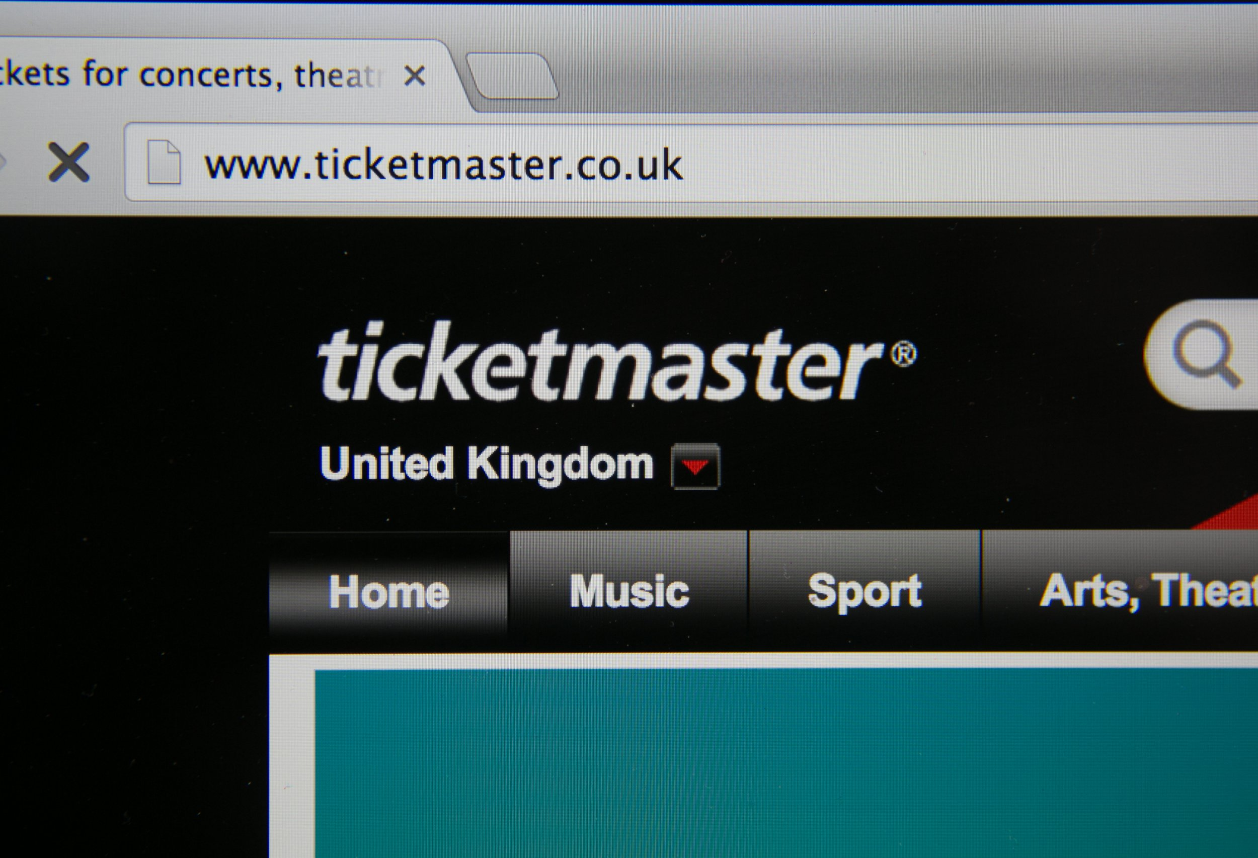 Ticketmaster to close resale sites Get Me In and Seatwave in bid to combat touts