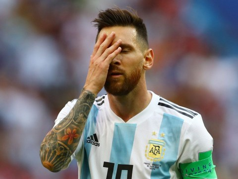 Lionel Messi has already dropped retirement hint as Argentina crash out of World Cup