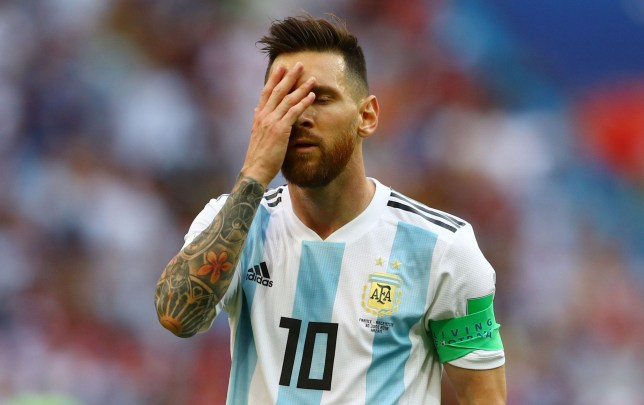 8a808031 Lionel Messi has already dropped retirement hint as Argentina crash out of  World Cup