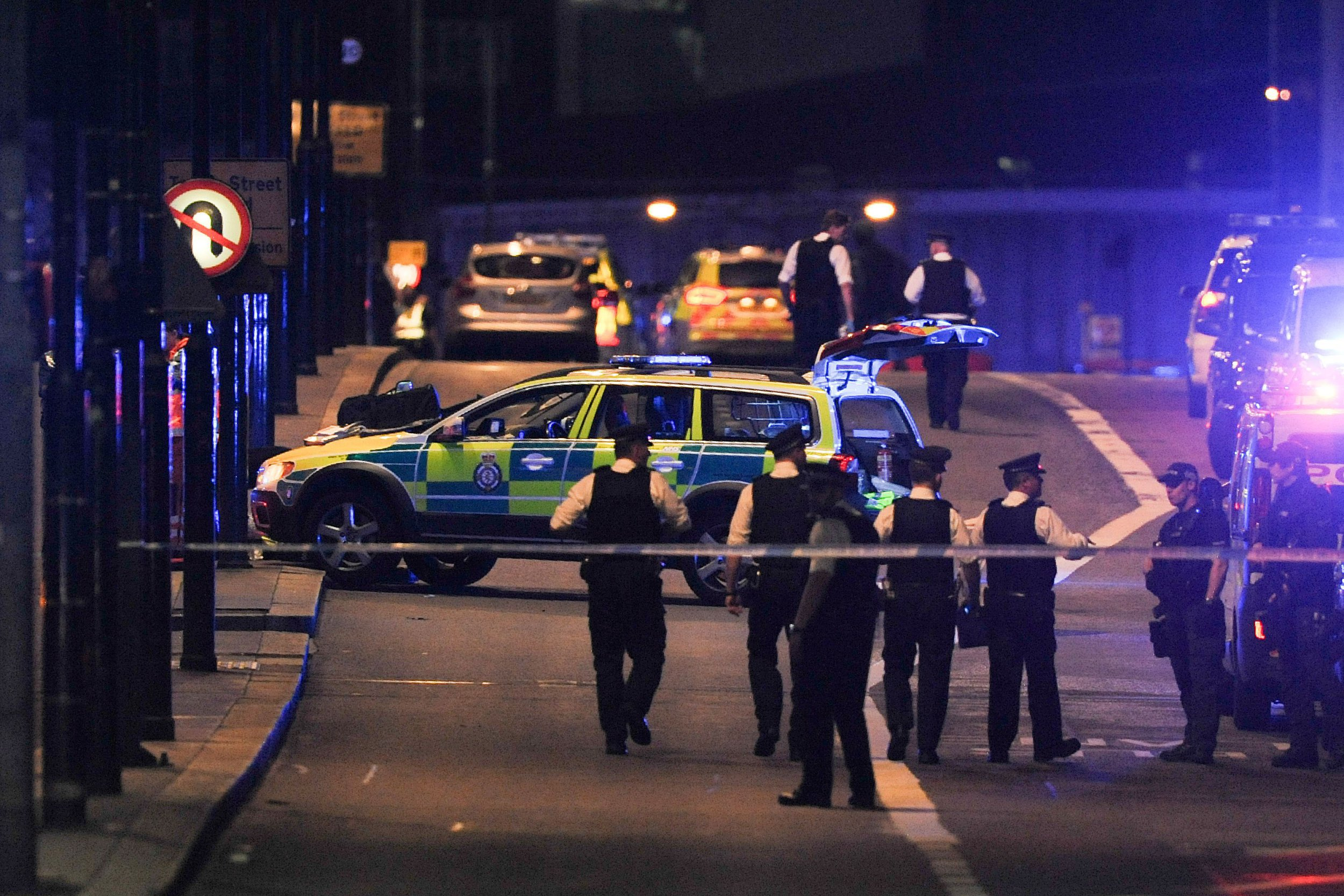 Police chief says terror attack plots are being stopped 'all the time'