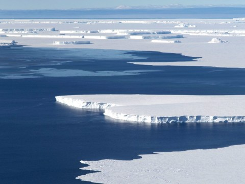 Antarctic ice is melting three times faster than it used to because of global warming