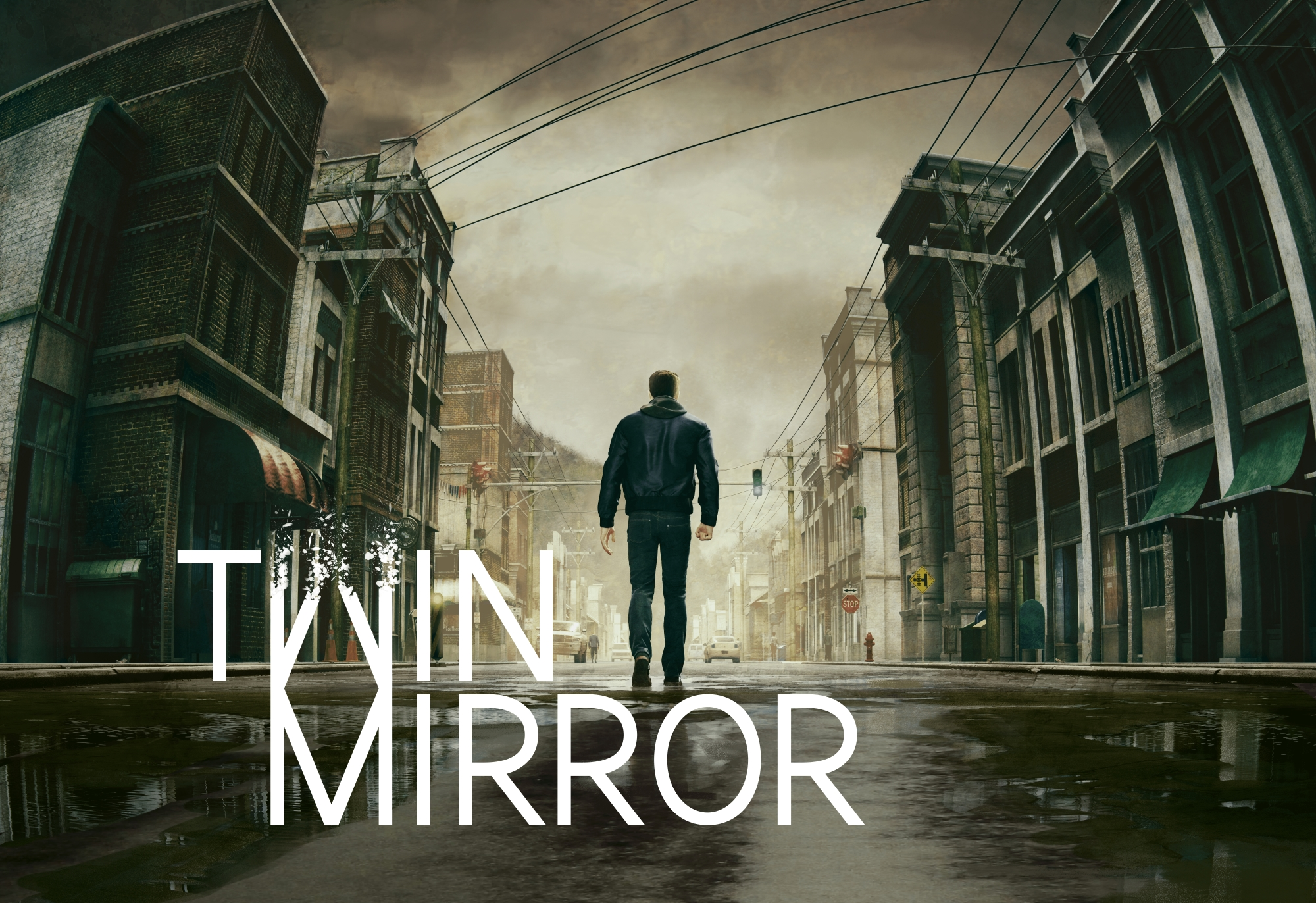 Twin Mirror - we suspect life will be strange in this game too