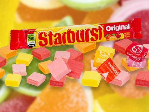 Rejoice, sweetie lovers: Starburst gin is now a thing