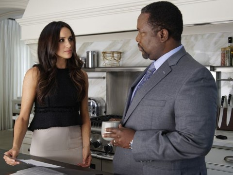 Wendell Pierce on filming Suits season 8 without Meghan Markle: 'It's been different'