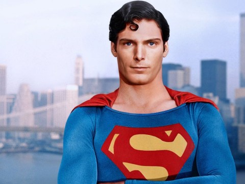 Christopher Reeve's Superman tops poll of UK's favourite superhero films