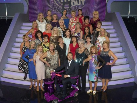Paddy McGuinness has his hands full on Take Me Out Over 50s with first look at the flirty thirty contestants