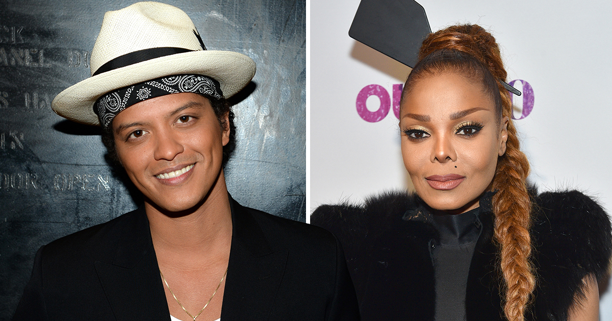 Bruno Mars to 'collaborate' and join forces with idol Janet Jackson for her next album: 'Now is the perfect time'
