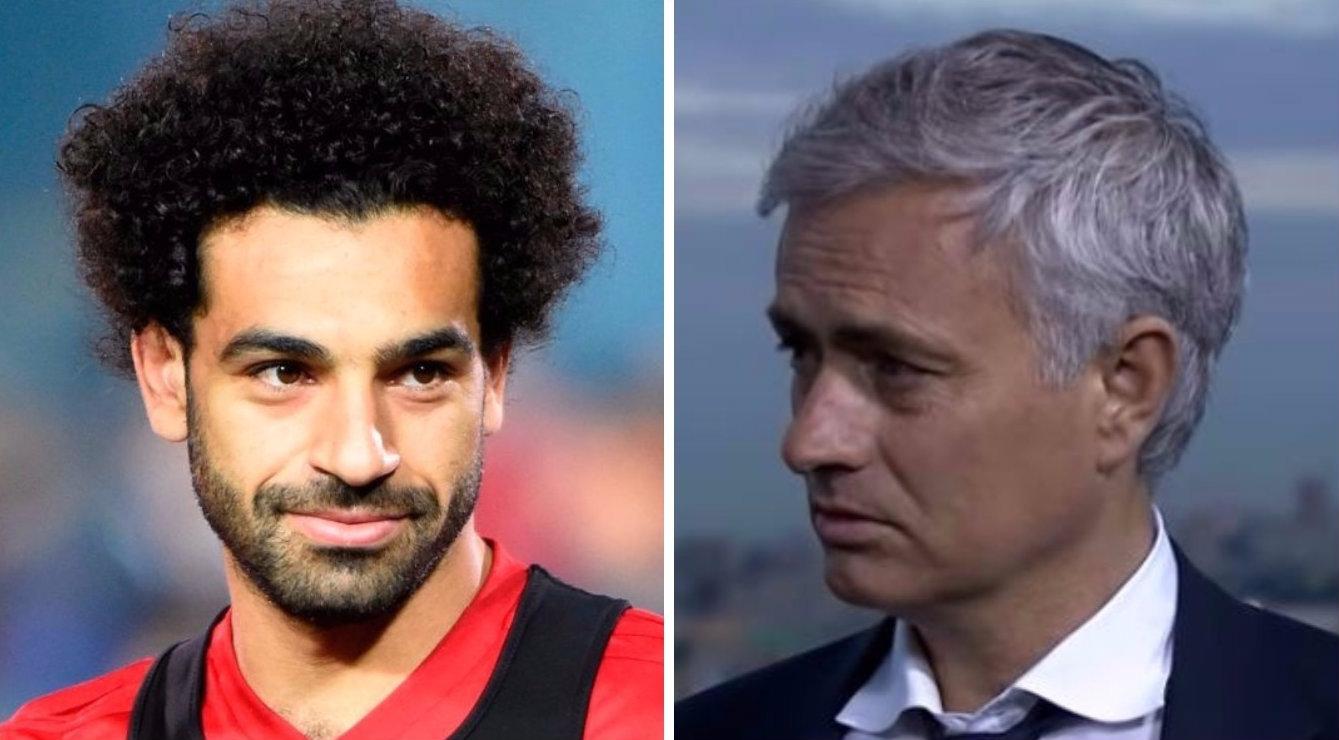 Jose Mourinho sends warning to Russia over Egypt star Mohamed Salah