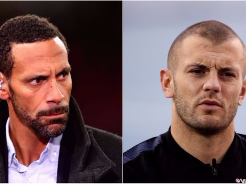 'Why would you take him?' Rio Ferdinand says Jack Wilshere did not deserve World Cup place