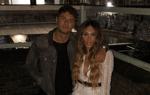 Megan McKenna professes love for 'Muggy' Mike Thalassitis