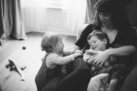 What it's like to be a mother when you have borderline personality